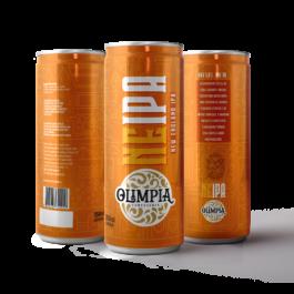 Pack de 6 latas New England IPA
