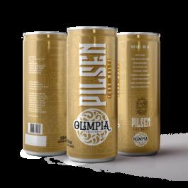 Pack de 6 latas Pilsen Puro Malte